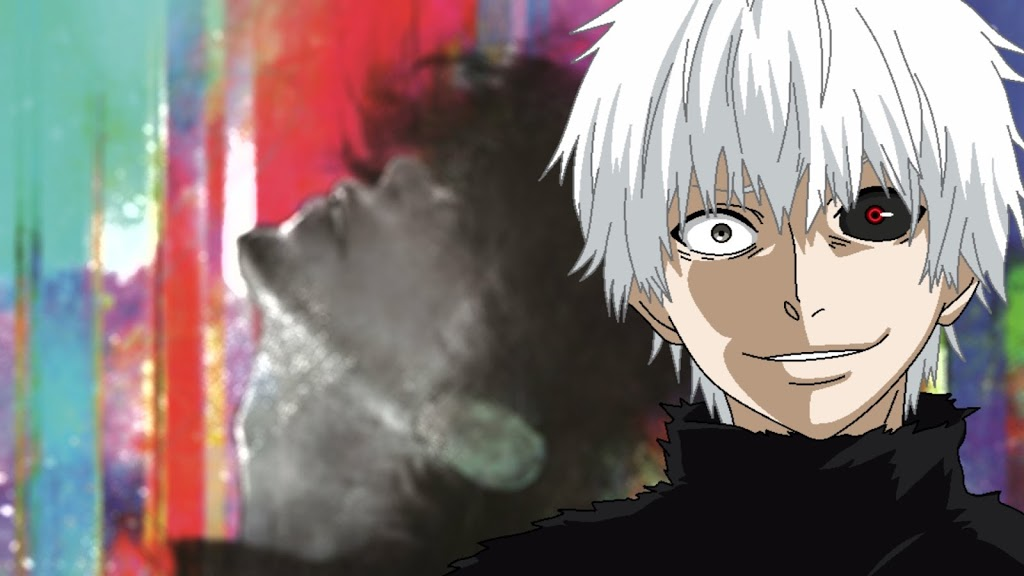 Tokyo Ghoul Creator Sui Ishida draws illustration for Unravel performer TK from Ling tosite sigure's album