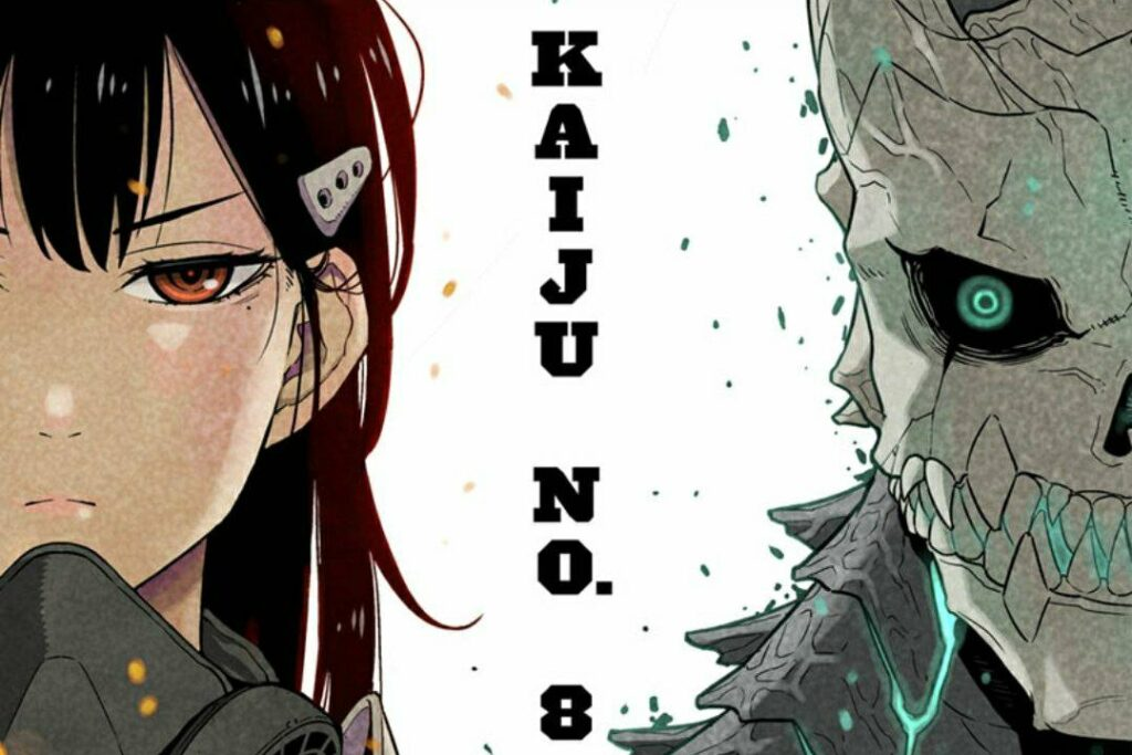Kaiju No. 8 Chapter 31
