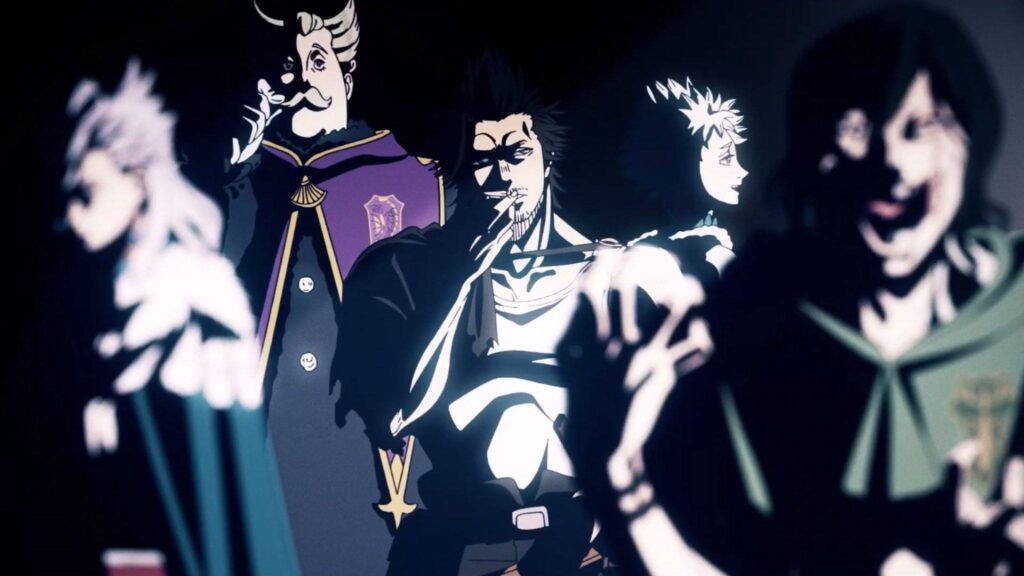 Yami and other captains