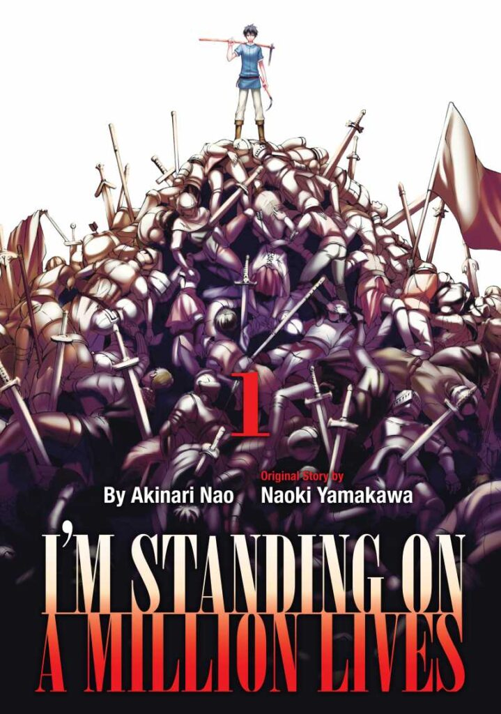 I'm Standing On A Million Lives Episode Release Schedule