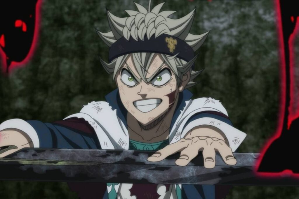 Black clover Episode 159