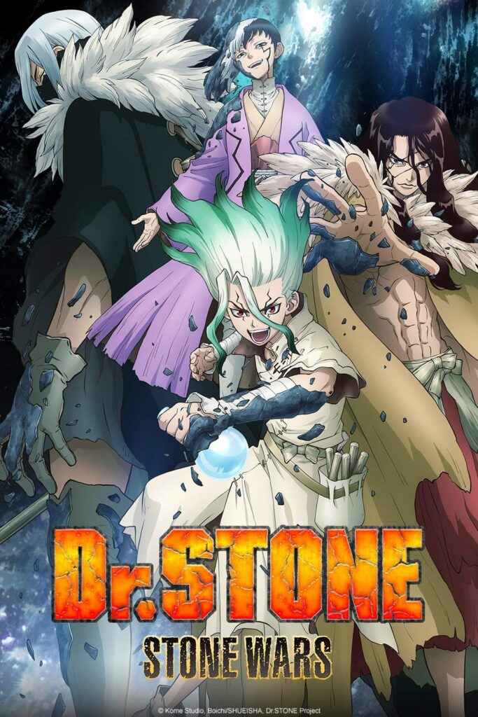 Dr. Stone Season 2 Episode Release Schedule