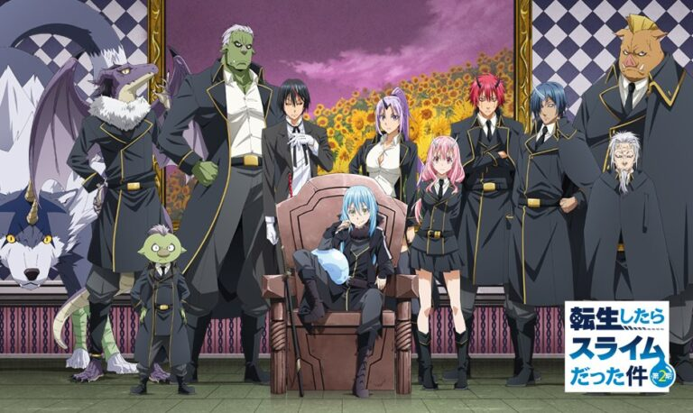 That Time I Got Reincarnated as a Slime Season 2 Part 2 Episode Release Date