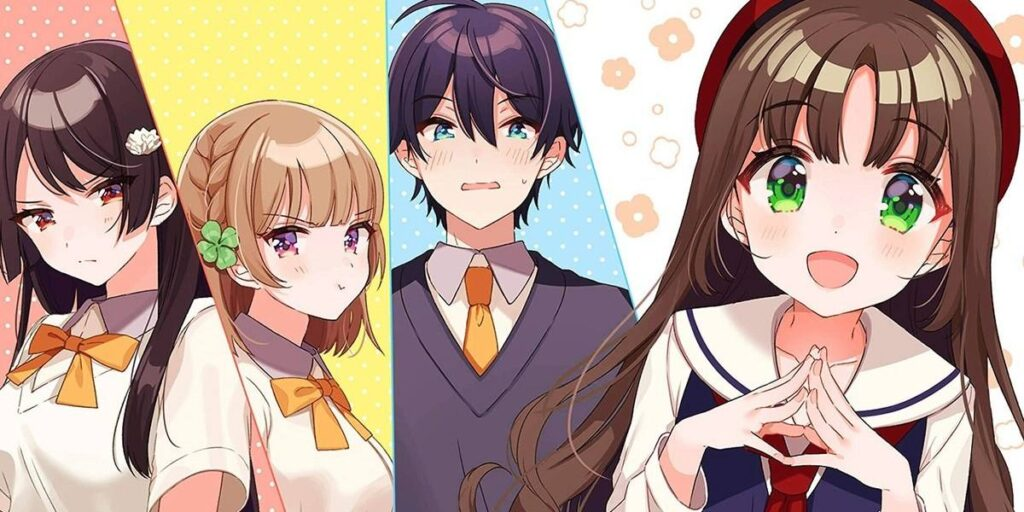 Osamake: Romcom Where The Childhood Friend Won't Lose episode 3 release date