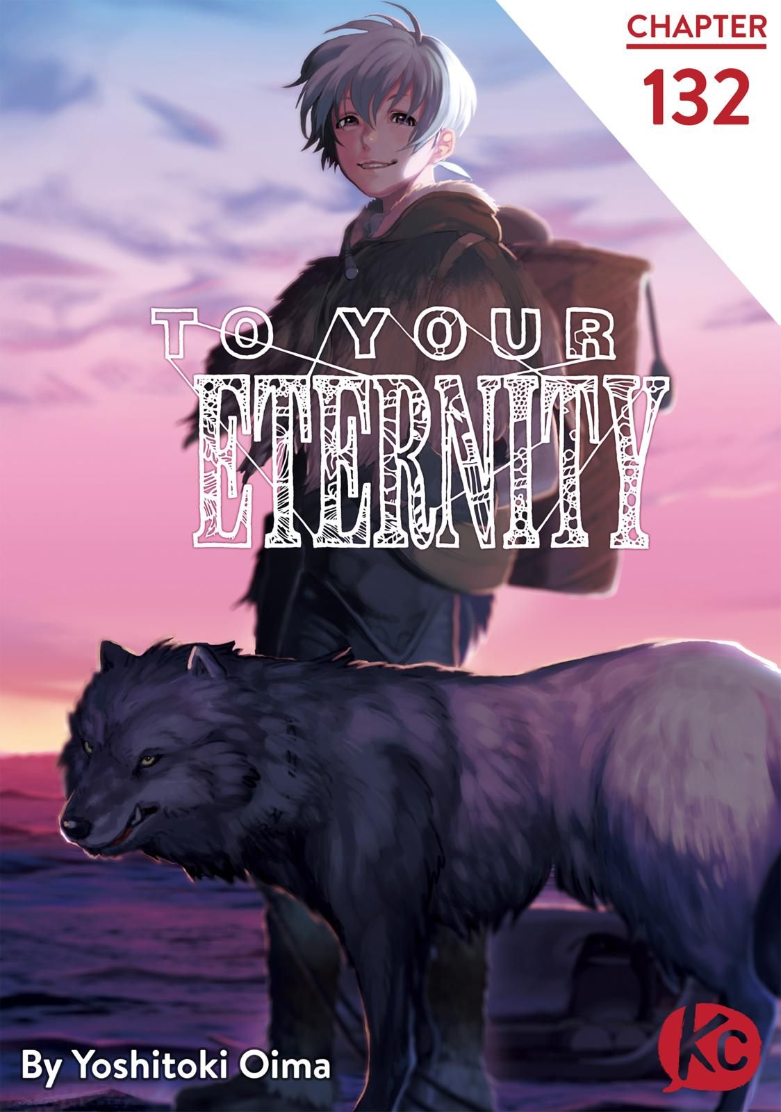 To your Eternity Manga Cover Art