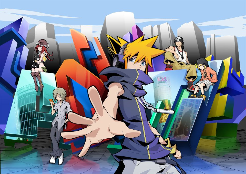 The World Ends With You Release Schedule
