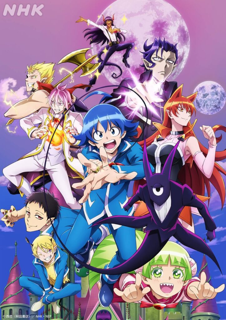 welcome-to-demon-school-iruma-kun-season-2-release-schedule-2