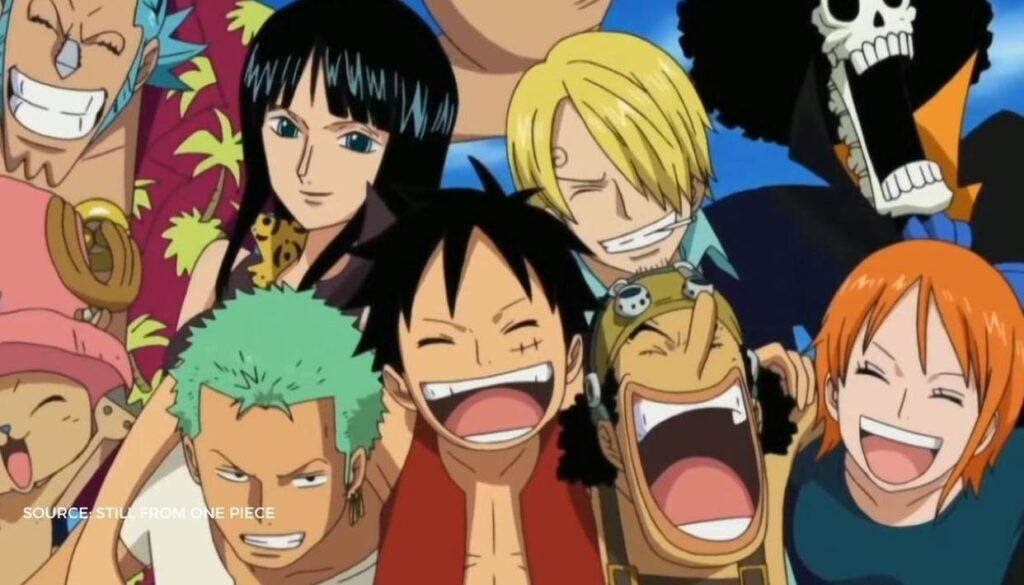 One Piece Chapter 1025 Release Date