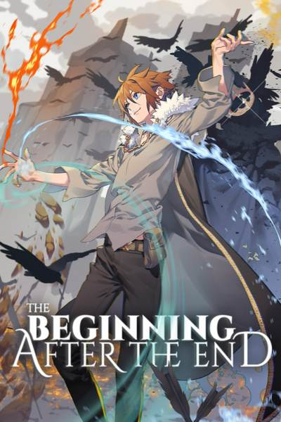 The Beginning After The End Manhwa-Manga