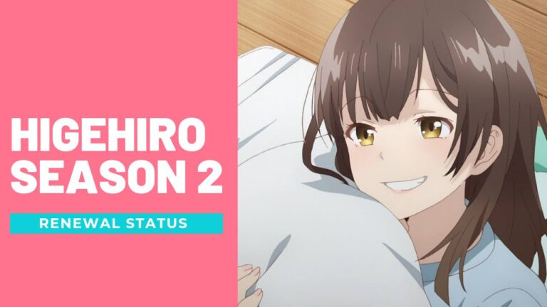 HigeHiro Season 2: Renewal Status, Release Date, Plot and Everything Else We Know So Far