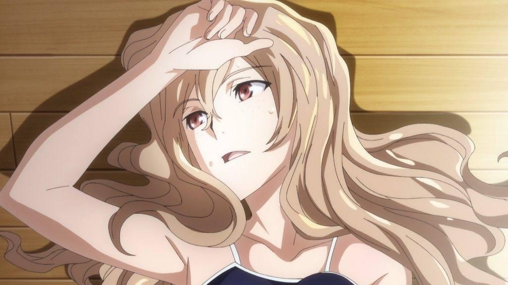 Claire - Gleipnir Anime s2